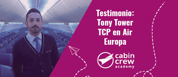 Testimonio Tony- TCP en Air Europa